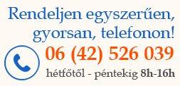 telefonos rendelés