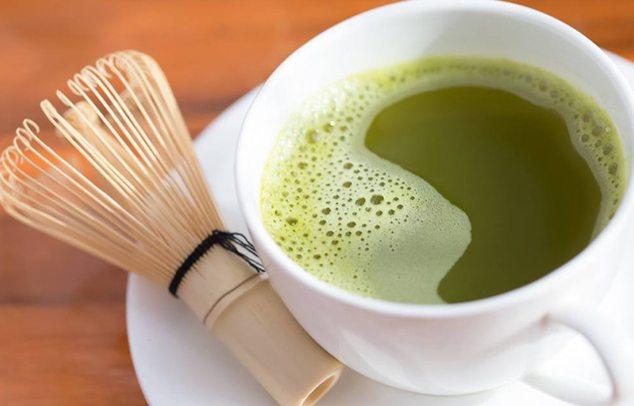 parlagfű tea