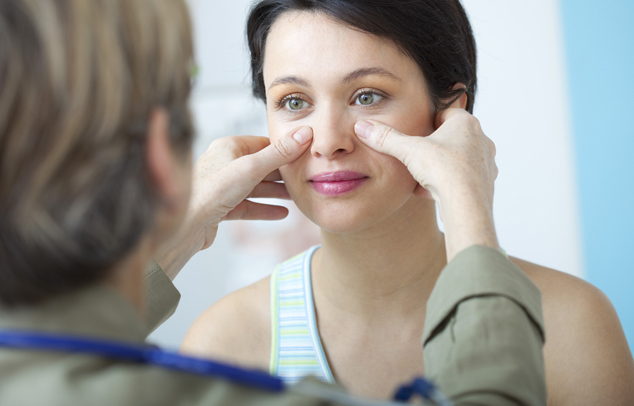Homloküreg-gyulladás és ami mögötte van